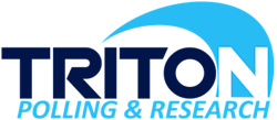 Triton Polling & Research Footer Logo